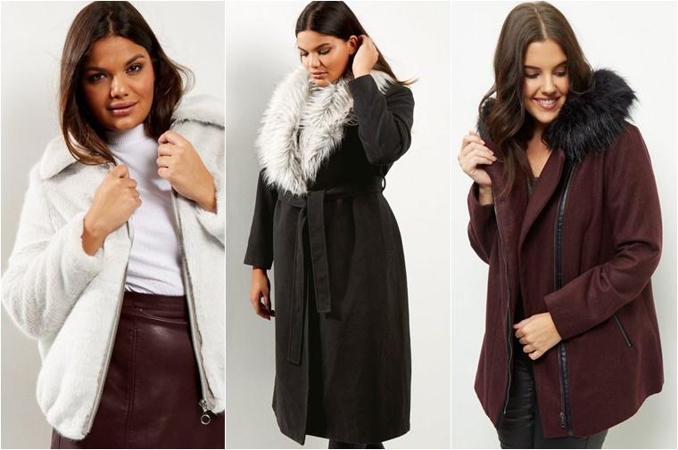 plussize winterjassen new look 2 - De leukste plussize winterjassen onder de €50,-