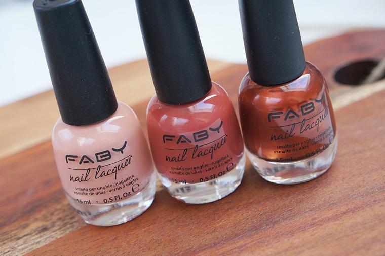 faby nagellak posh collectie 2 - FABY nagellak Posh collectie