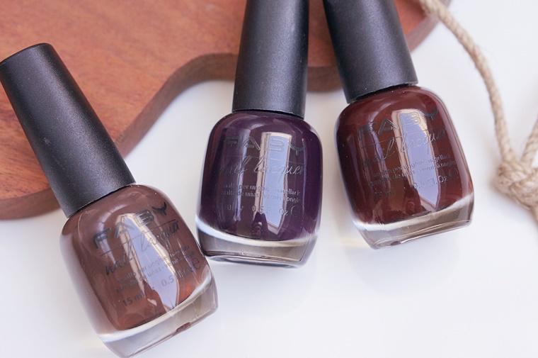 faby nagellak posh collectie 6 - FABY nagellak Posh collectie