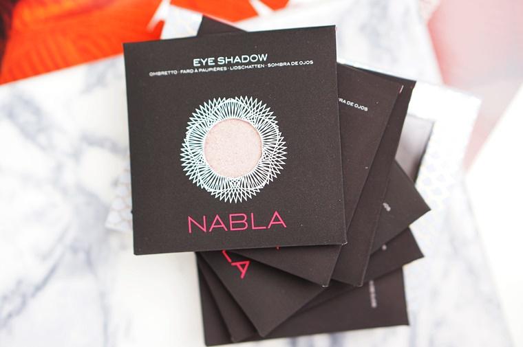 nabla oogschaduwpalette 1 - Mijn Nabla oogschaduwpalette ♥