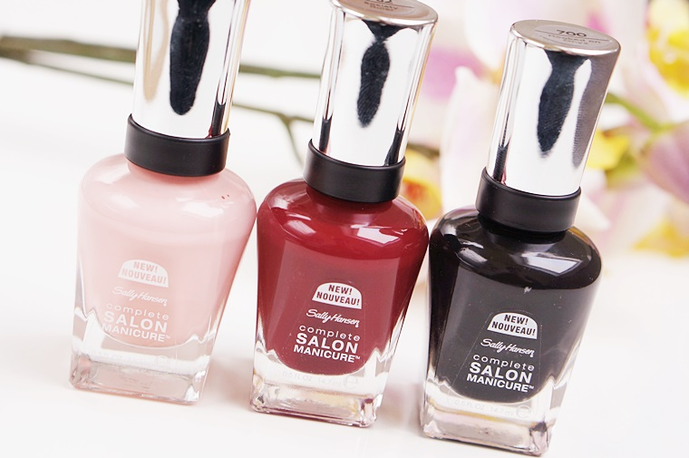 sally hansen complete salon manicure 2 - Sally Hansen Complete Salon Manicure nagellak