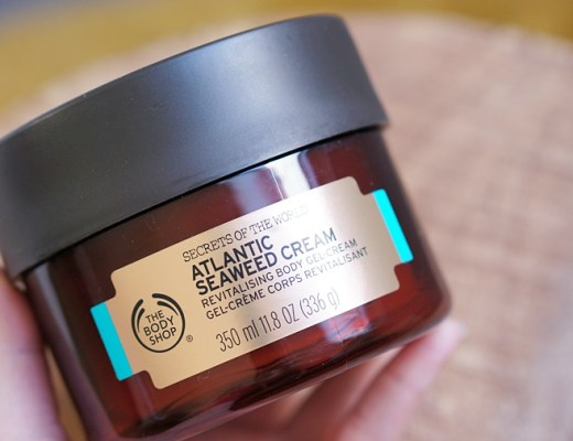 the body shop atlantic seaweed cream