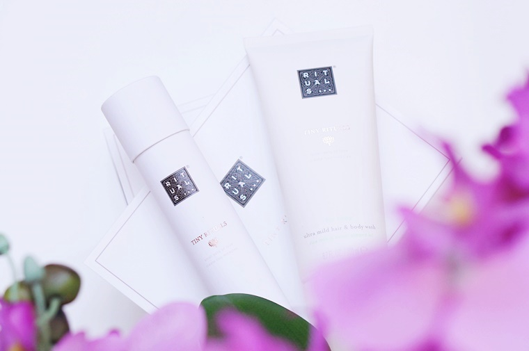 tiny rituals review 1 - Mommy & Baby | Tiny Rituals producten