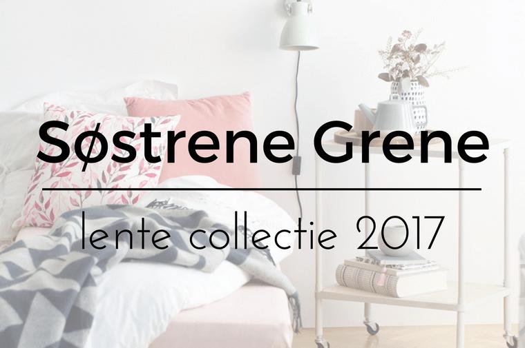 Søstrene Grene lente collectie 2017
