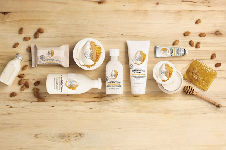 almond milk honey 1 - The Body Shop Almond Milk & Honey