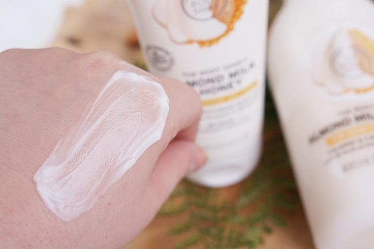 the body shop almond milk honey 3 - The Body Shop Almond Milk & Honey