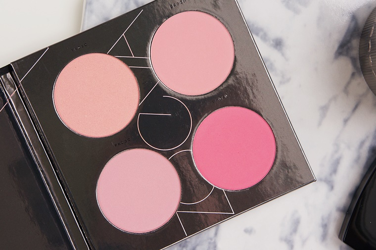 zoeva pink spectrum blush palette review 3 - ZOEVA Pink Spectrum blush palette