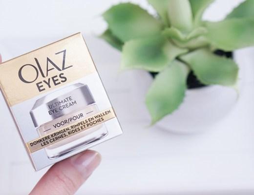 olaz ultimate eye cream