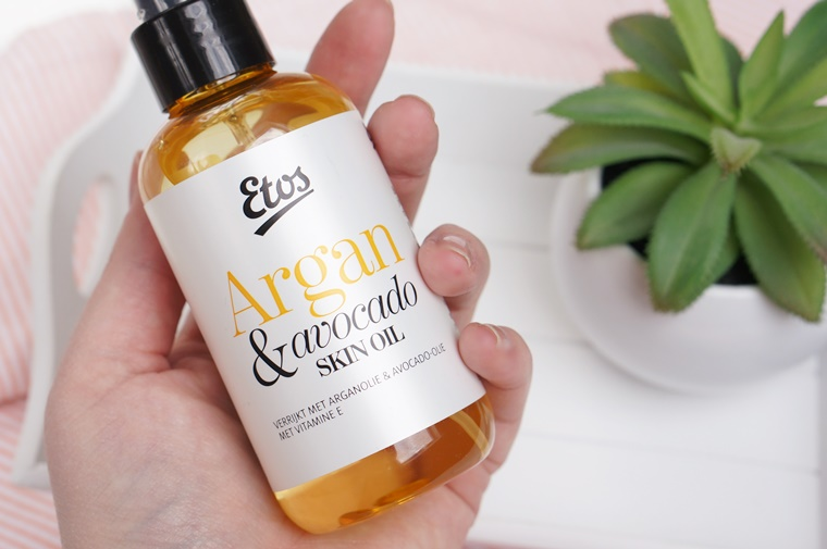 etos skin oil argan avocado review 1 - Love it! | Etos Skin Oil