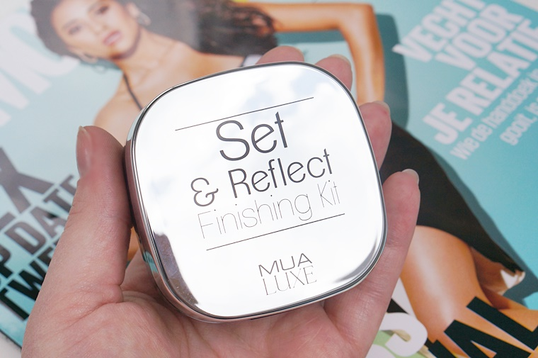 mua set reflect finishing kit review 1 - MUA Set & Reflect finishing kit