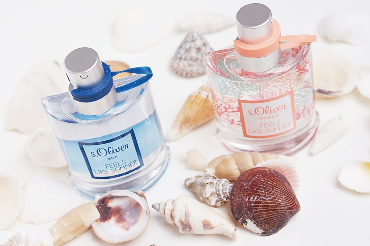 s oliver feels like summer review 1 - Parfumnieuws | s. Oliver Feels like summer