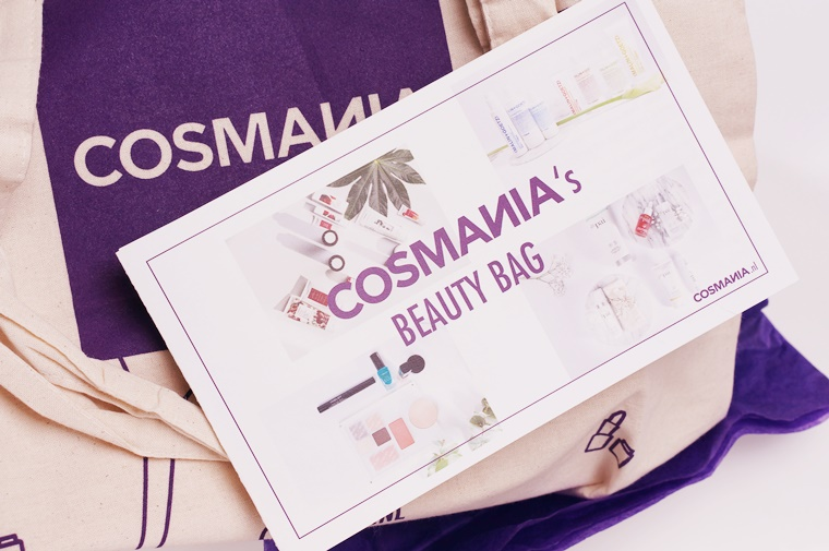 cosmania beauty bag 1 - Unboxing | Cosmania Beauty Bag