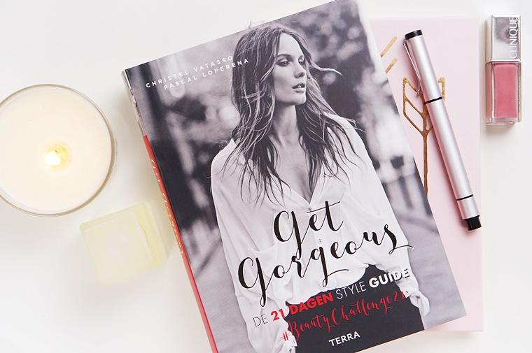 get gorgeous boek 1 - Get Gorgeous | Vind jouw stijl in 21 dagen
