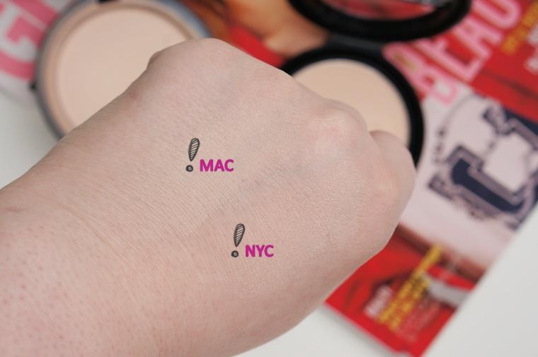 mac studio fix powder dupe 3 - Quick Tip | MAC Studio Fix Powder dupe