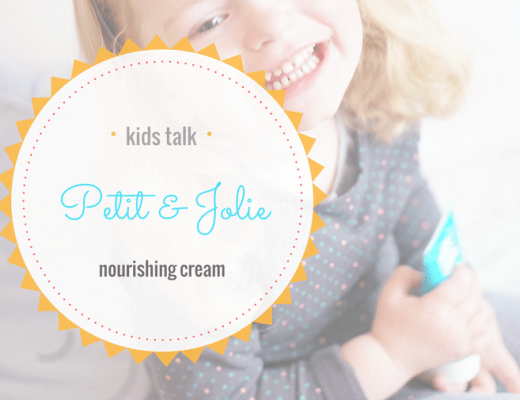 petit jolie nourishing cream