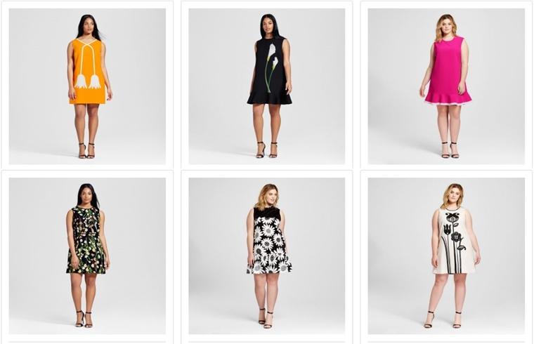 victoria beckham voor target 8 - Plussize Fashion | Victoria Beckham voor Target