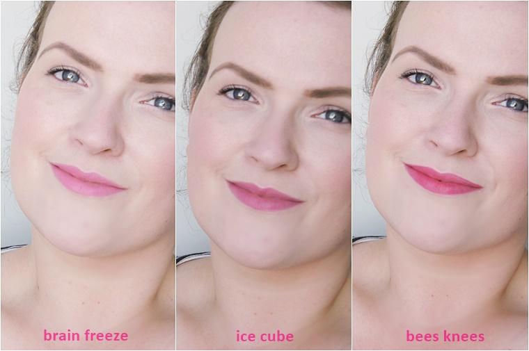 colourpop blotted lip 5 - ColourPop Blotted Lip