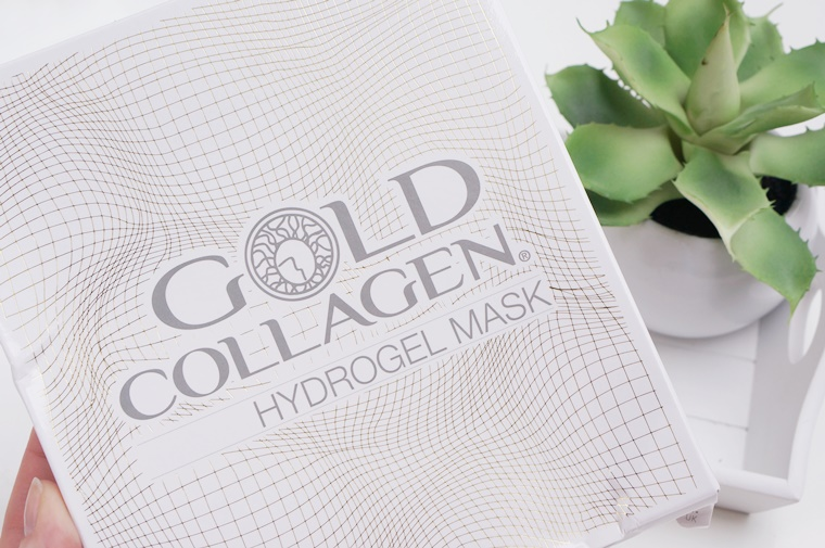 gold collagen hydrogel mask 1 - Summer Musthave | Gold Collagen Hydrogel Mask