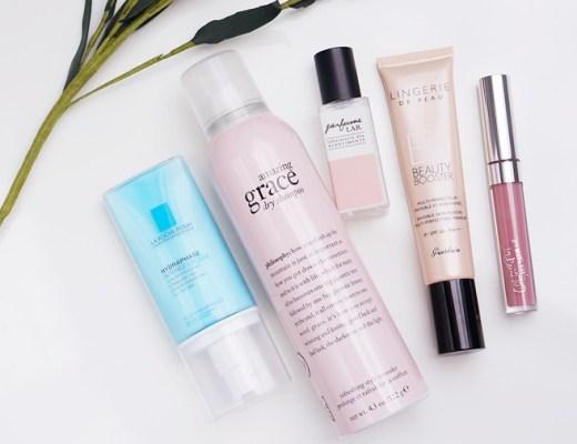 mijn favoriete beautyproducten