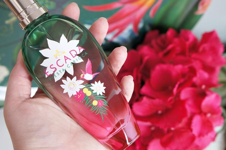 nieuwe zomerparfums 2017 2 - Nieuwe zomerparfums van Escada, L'Occitane & Calvin Klein