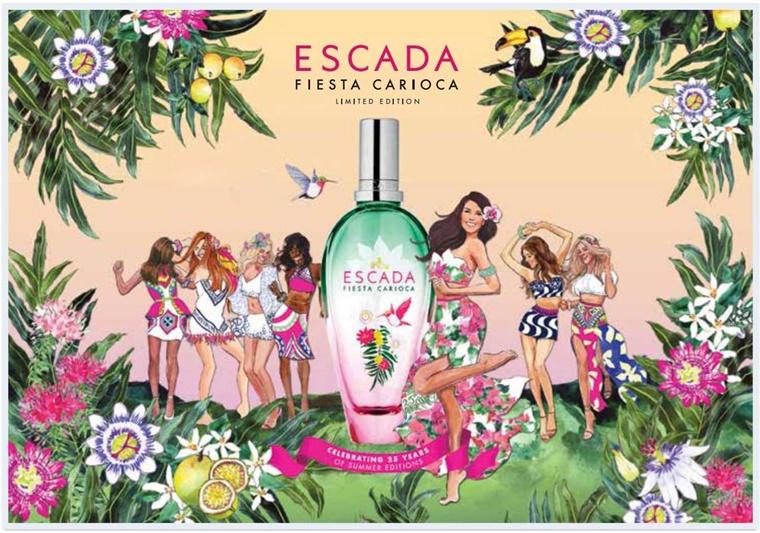 nieuwe zomerparfums 2017 6 - Nieuwe zomerparfums van Escada, L'Occitane & Calvin Klein