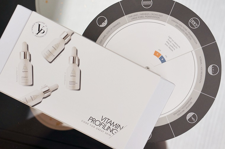 alpha h vitamin profiling 3 - Skincare | Alpha-H Vitamin Profiling Collection