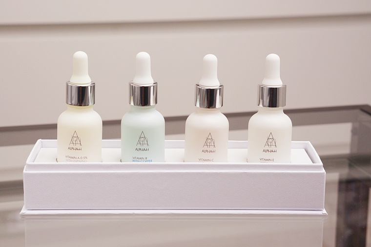 alpha h vitamin profiling 4 - Skincare | Alpha-H Vitamin Profiling Collection