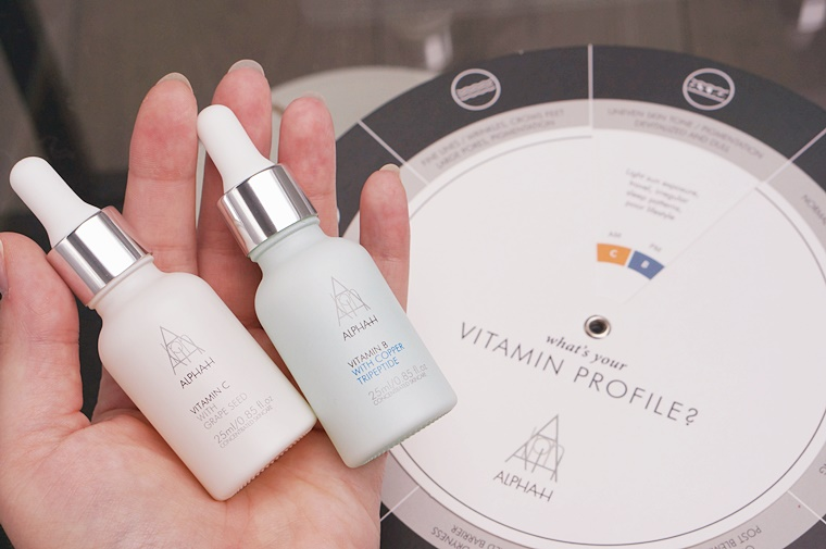alpha h vitamin profiling 6 - Skincare | Alpha-H Vitamin Profiling Collection