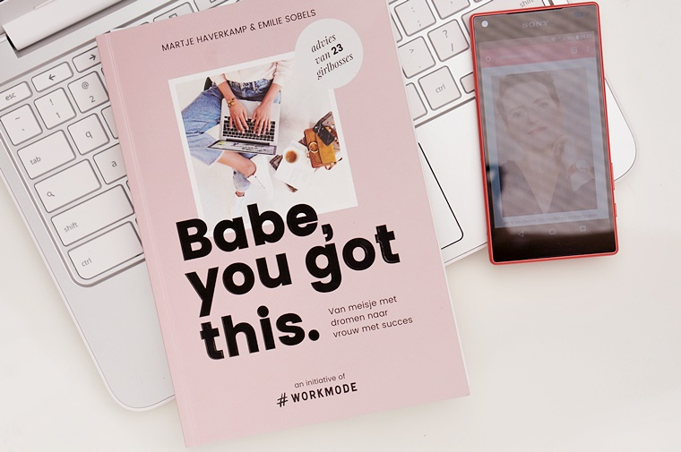 babe you got this boek 1 - Babe, you got this.