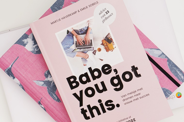 babe you got this boek 2 - Babe, you got this.