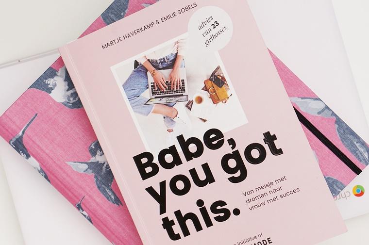 babe you got this boek 2 - Babe, you got this.