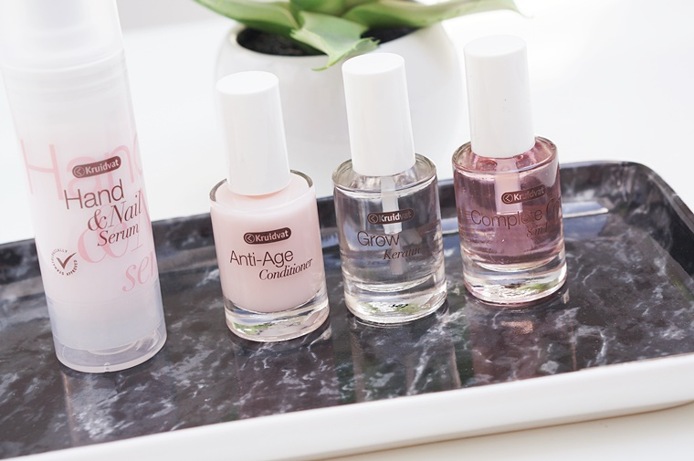 kruidvat nail care 2 - Budget Beauty Tip | Kruidvat Nail Care