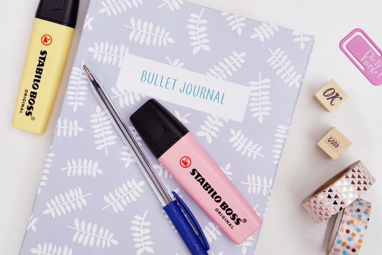 bullet journal 2 - How to | Een Bullet Journal bijhouden