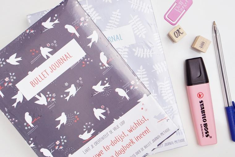 bullet journal 4 - How to   Een Bullet Journal bijhouden
