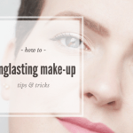 How to | Longlasting make-up
