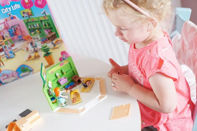 playmobil winkelgalerij 5 - Kids Talk | Bouw je eigen PLAYMOBIL winkelgalerij
