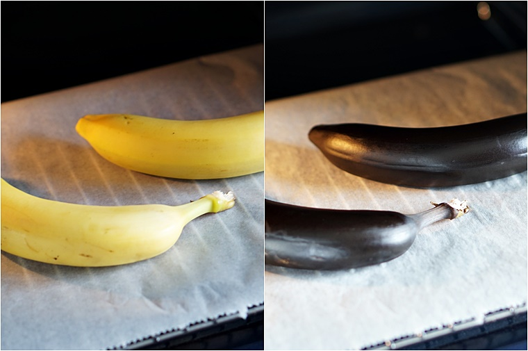 aardbei banaan muffins 2 - Aardbei Banaan Muffins