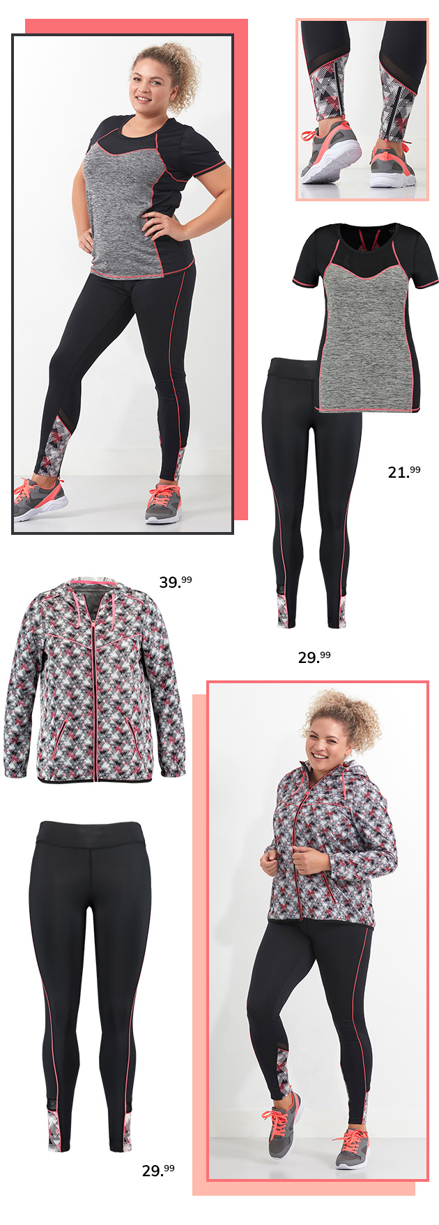 ms mode active wear 6 - Plussize Fashion | MS Mode Active Wear