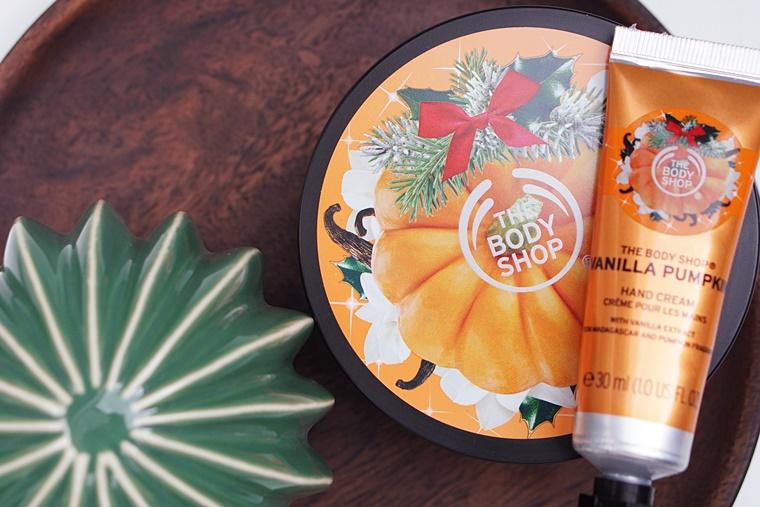 the body shop halloween vanilla pumpkin 1 - The Body Shop Halloween Special | Vanilla Pumpkin