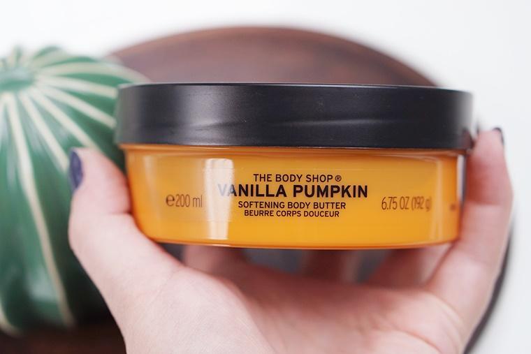 the body shop halloween vanilla pumpkin 2 - The Body Shop Halloween Special | Vanilla Pumpkin