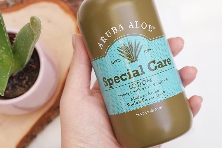 aruba aloe special care lotion 1 - Aruba Aloe Special Care lotion