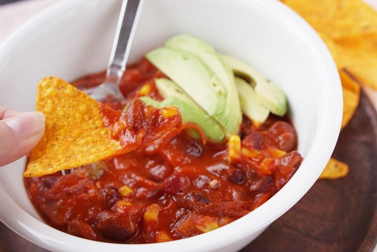 chili sin carne recept 3 - Een (no) killer chili sin carne recept