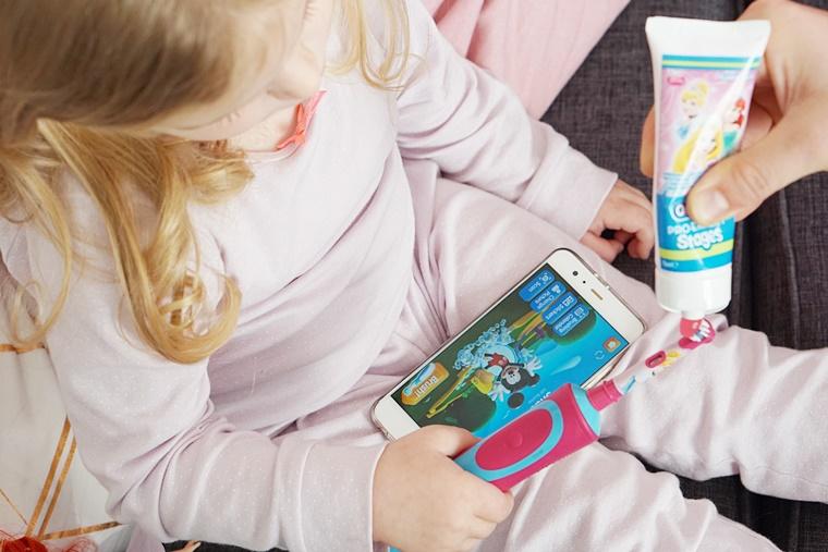 elektrische tandenborstel kind oral b 4 - Momtalk | Hoe verzorg je het gebit van je kind? (tips & tricks)