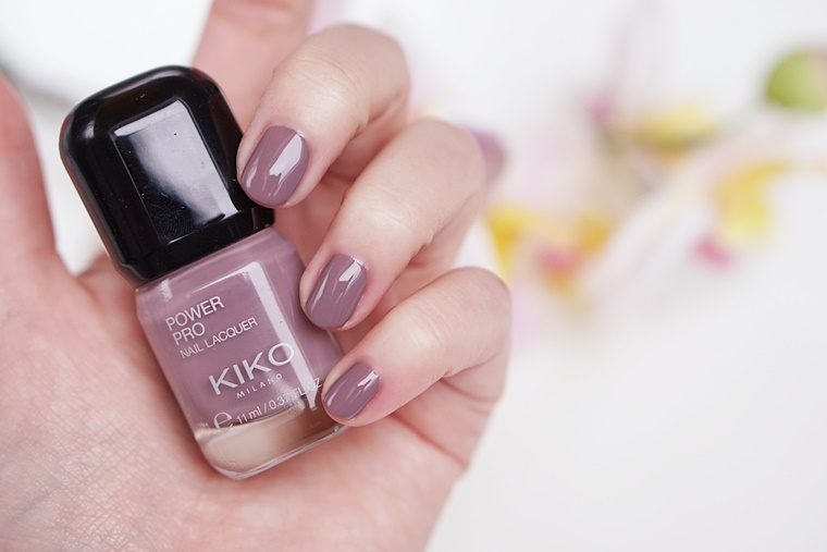 kiko power pro nagellak 5 - KIKO Power Pro nagellak