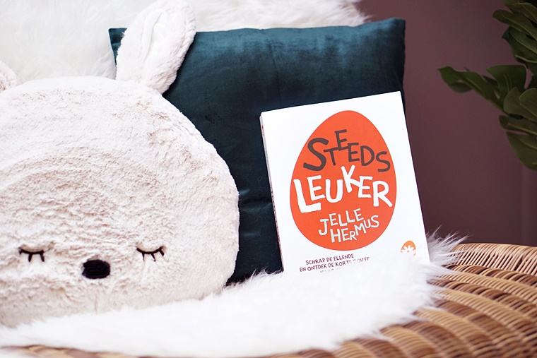 jelle hermus steeds leuker boek recensie 3 - Boekentip | Steeds Leuker