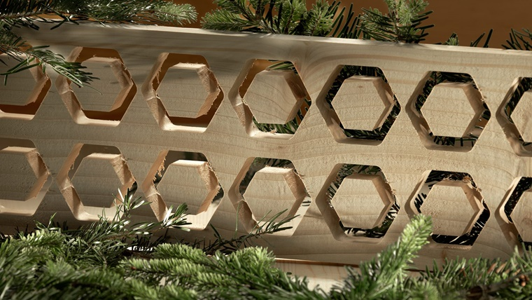 ruik den parfum 2 - Christmas Countdown | DEN (van kerstboom naar parfum)