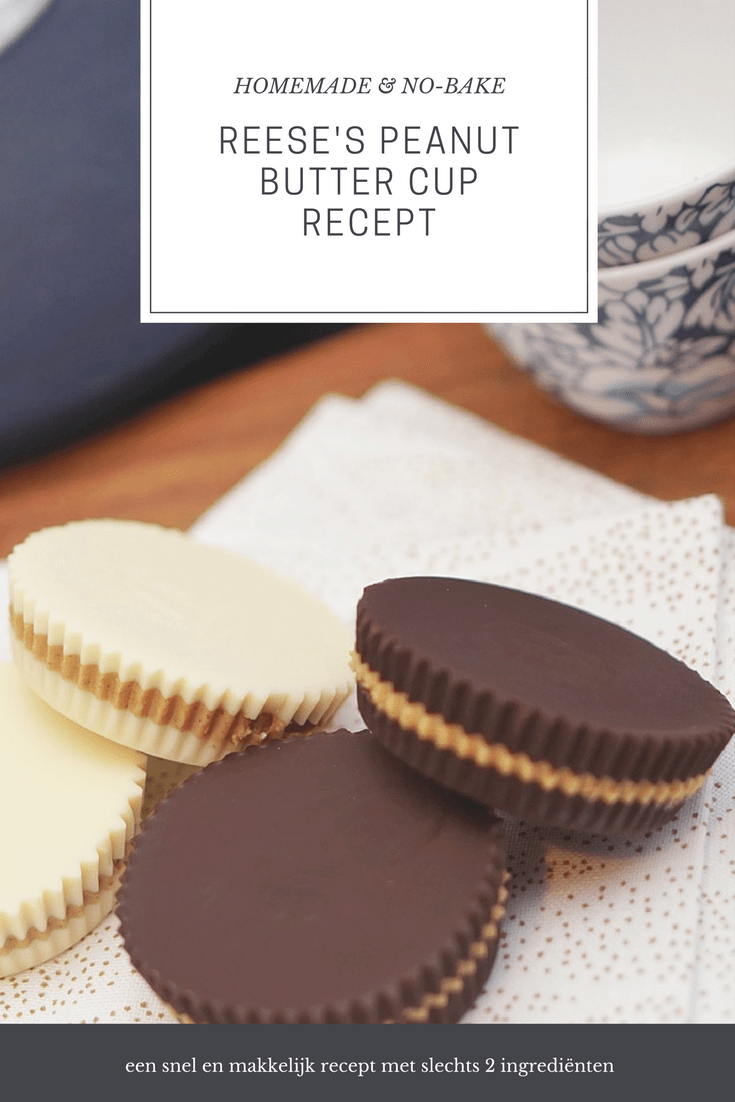 reeses peanut butter cup recept 4 - The Cookie Bakery | Reese's Peanut Butter Cup recept