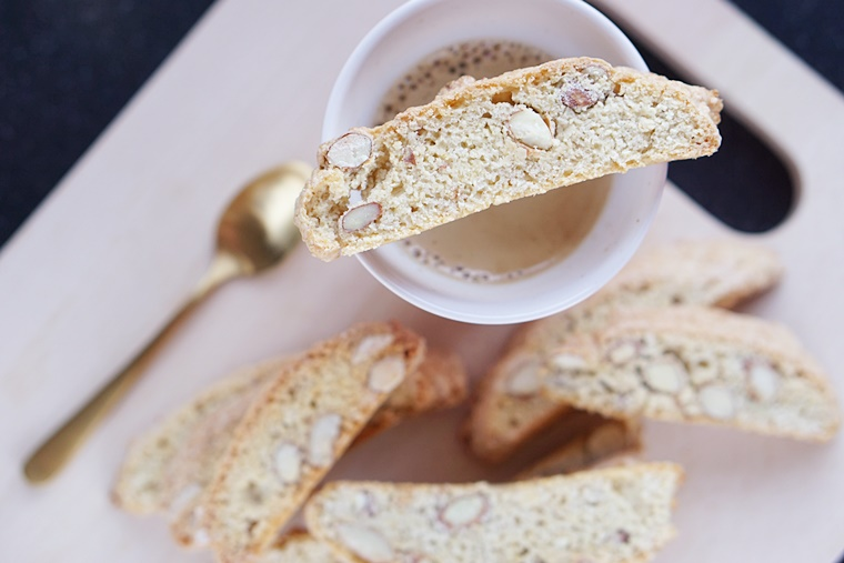 biscotti cantuccini recept 1 - The Cookie Bakery | Cantuccini recept