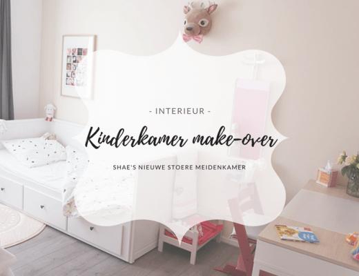 kinderkamer make-over inspiratie