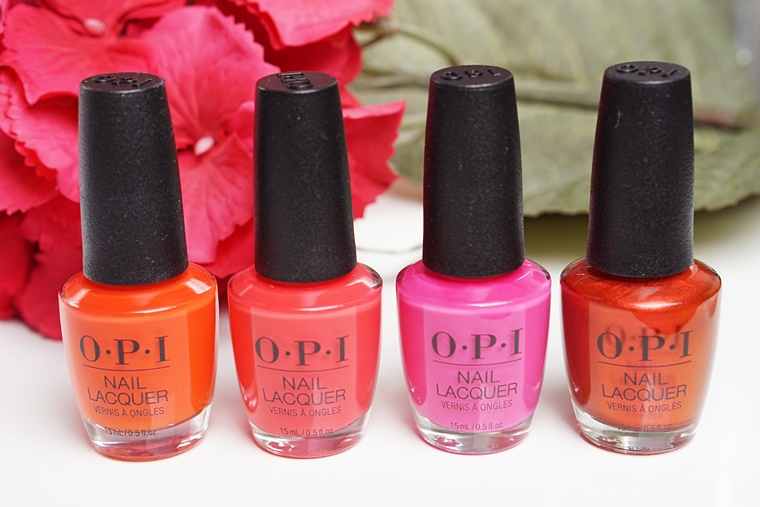 OPI Lissabon collectie review